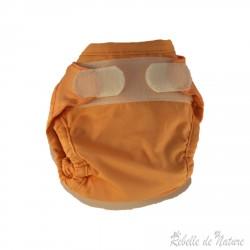 Couches lavables d'occasion Pop-In naissance orange