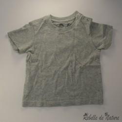 Tee-shirt gris Domyos