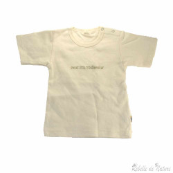 Tee-shirt Iobio blanc