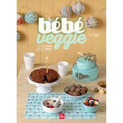 Bébé Veggie - Livre d'occasion recette  bébé végétarienne