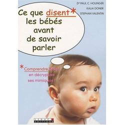 Ce que disent les bébés...