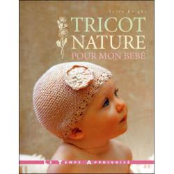 Tricot nature pour mon bébé - livre d'occasion tricot