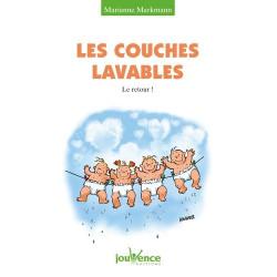 Les Couches Lavables - Le Retour ! - livre d'occasion