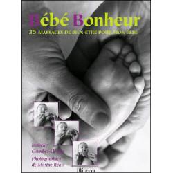 Bébé bonheur - 35 massages pour bébé - livre d'occasion