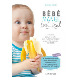 Bébé mange tout seul DME - Livre d'occasion