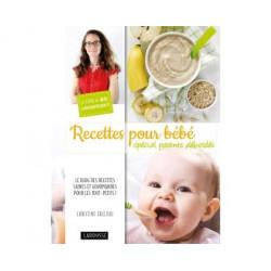 Recettes pour bébé spécial parents débordés - Livre d'occasion