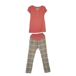 Pyjama de grossesse et d'allaitement