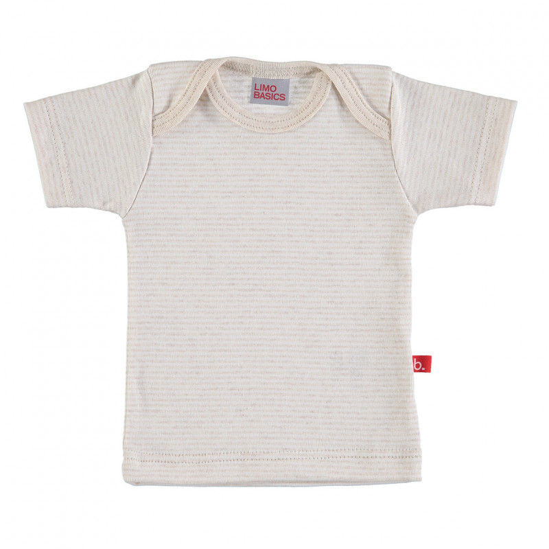 Tee-shirt unis coton bio