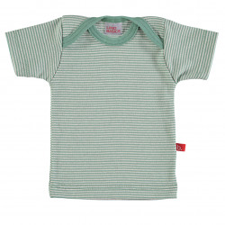 Tee-shirt rayé coton bio