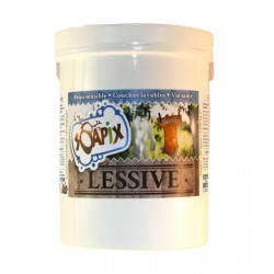 Lessive poudre Soapix