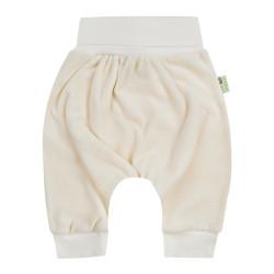 Pantalon sarouel en velour...