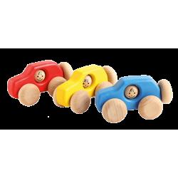 voitures 4X4 en bois