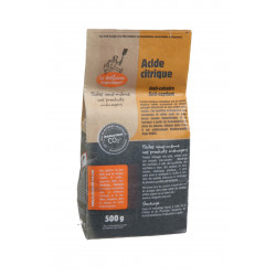 Acide citrique 500g
