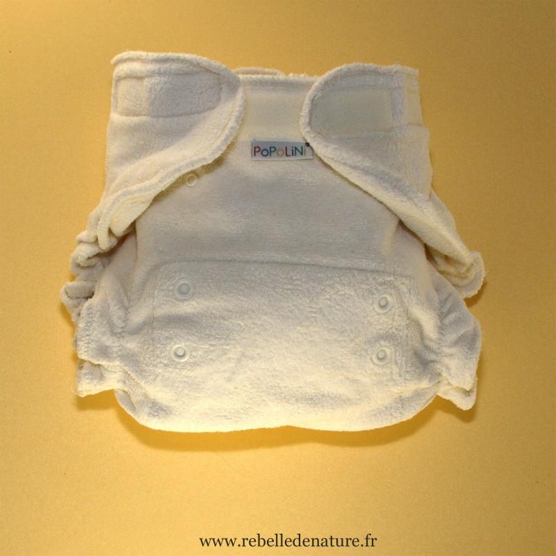 Couches lavables ultrafit popolini d 39 occasion en coton biologique - Couches lavables d occasion ...