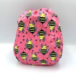 Couche bumdiapers Maeva l'abeille arrière