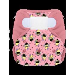 Couche lavable bumdiapers Maeva l'abeille