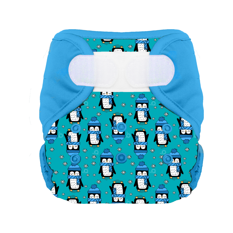 Couche bumdiapers Arnold le pinguin