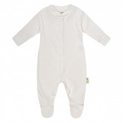 Pyjama laine et soie