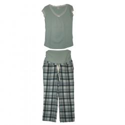 Pyjama de grossesse à dentelle d'occasion