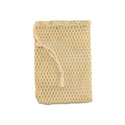 Pochon à savon en coton bio