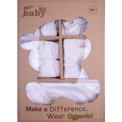 Coffret nouveau-né en coton...