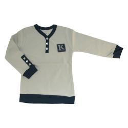 Tee-shirt élégant en coton...