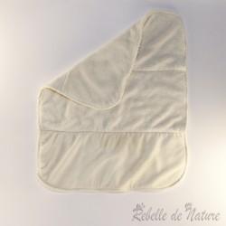 Insert pour Couche lavable hybride p'tits Péa d'occasion verte - www.rebelledenature.fr